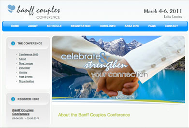 Banff Couples Conference