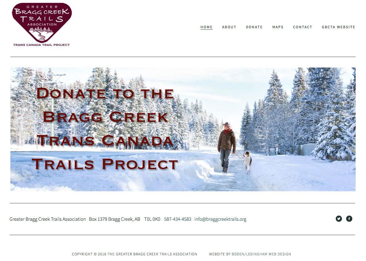 TCT Trail Bragg Creek Web